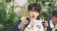"""TNT时代少年团与韩都衣舍的""""重塑未蓝""""联名礼盒开箱 20210302"""