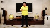 """002扎西传统杨氏太极拳85式入门教学(田雨林老师) """"起势"""""""