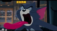 《猫和老鼠》正在热映,汤姆上演经典天使魔鬼内心戏!
