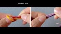 金刚结和蛇结的区别~素绳记手工DIY红绳教程~中国结基础绳结