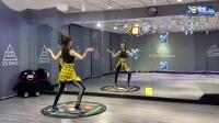 【e舞成名】HWAA火花 皮皮导师 舞毯演示 跳舞机教程