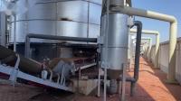 鸡粪立式发酵罐结构特点