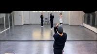 花间酒 中国风爵士编舞折扇 镜面练习室完整版 白小白