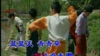 儿歌-蓝蓝天青青草(原版)(小红帽)