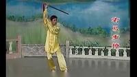 42式太极剑分解教学(二)