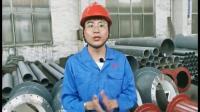 耐磨管 最好的耐磨管道厂家 甘肃洗煤厂耐磨管道厂家供应 江河于