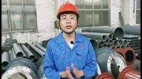 江河于 聊城陶瓷贴片耐磨管生产厂家 大口径陶瓷贴片耐磨直管 耐磨陶瓷管
