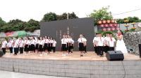 柳州市洛满中心校2015级毕业典礼-六(1)班《少年中国说》
