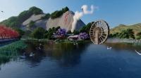 乡村规划  动画视频