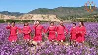 广场舞《带你潇洒带你嗨》演示:紫荆关舞蹈队