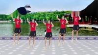 火爆网红曲【三天三夜的雨】时尚现代舞,演示,华之星广场舞,阿华