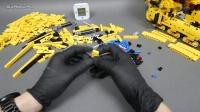 乐高42131 Cat D11 Bulldozer LEGO积木砖家评测