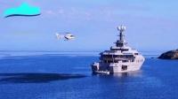 三亚好玩的旅游项目推荐:直升机观光飞行,游艇出海观景,心动了吗,航程旅业期待您的到来