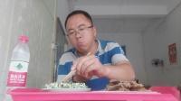 沈家.大食府 吃点 油炸酥带鱼 韭菜炒鸡蛋 水凉凉 美味好菜 下饭快 香呐!