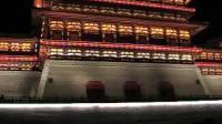 河洛文化旅游节之【牡丹花城千年帝都应天门广场灯光秀】片断