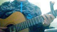 三分钟学会  一个人想着一个人完整版 吉他弹唱 有间奏 吉他教程