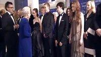 《纳尼亚传奇3》全球首映礼(二)英女王驾临