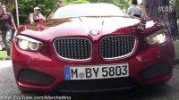 意大利风情的BMW Zagato Coupè 声浪