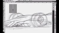 如何用Photoshop渲染F1赛车教程1