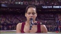 The Star Spangled Banner NFL现场版