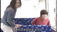 爆笑,猩猩乘公交车给老人让座
