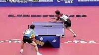 2007年乒乓球男子世界杯单打决赛