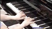 汤普森简易钢琴教程(Ⅲ)08-在堤岸上