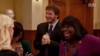 Parks and Recreation Season 4 Bloopers Part 1