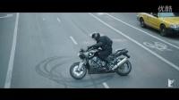 抢劫1摩托车特技 - 删除场景1 《幻影车神3》DHOOM 3 2013