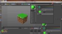 icrdr minecraft 动画美图教室 002 从一个草方块开始