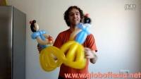 小也魔术气球教程-白雪公主1-3_720P