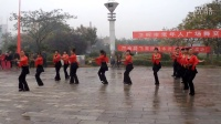 梦中的流星广场舞 :《热情的新郎 》    太公镇基督教舞蹈队