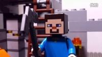 [第一集]乐高minecraft-我的世界:史蒂夫的危机
