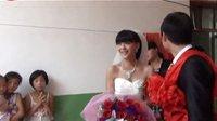 陕西农村结婚风俗-村里结婚就是好,老乡们也娱乐了,祝你们幸福