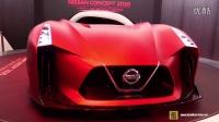 日产2020 Vision Gran Turismo概念车 - 亮相2015东京车展