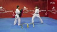 跆拳道竞技训练 日常训练方法 世界跆拳道训练计划 - 10