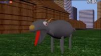 【南北】打了高清补丁的山羊模拟器【3D搞笑动画】