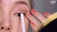 PONY校园简易妆容 简单甜美清新时尚韩式化妆 女神妆步骤视频教程_高清
