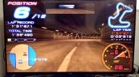 乐视主板换芯活动智能电视S50升级S50PRO后街霸山脊赛车游戏评测小鸡手柄小鸡模拟器讲解