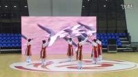 【首届.中国】健身气功艺术2016生活周艺术表演大赛,内蒙古包头市代表队进入复活赛。