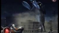 萝卜吐槽番外篇 简单试玩PS2奥特曼空想特摄第2章 VS 巴尔坦星人