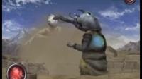 萝卜吐槽番外篇 简单试玩PS2奥特曼空想特摄第4章 VS 安东拉
