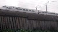 D3236次 福州南~南京南 诸暨站快速通过