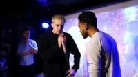 Bloomer vs Amit   Battle 1 - Seven to Smoke Beatbox House Battle