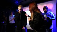 Bloomer vs Kaila   Battle 2 - Seven to Smoke Beatbox House Battle