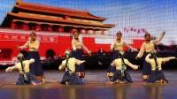 天坛周末9079 舞蹈《再唱山歌给党听》舞彩悦龄舞蹈队