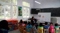 幼儿园 中班音乐 《粗心的小画家》