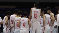 2017年女篮U19世界杯1/8决赛:中国vs埃及