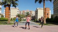 Careless Whisper- zumba 尊巴舞蹈视频教学 减肥健身舞