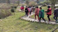 永兴县南湾小学的孩子们--快乐童年